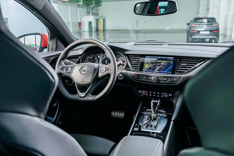 2017 - [Opel] Insignia Grand Sport [E2JO] - Page 32 Aa156110