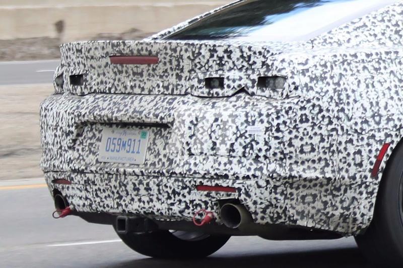 2016 - [Chevrolet] Camaro VI - Page 6 Af663e10