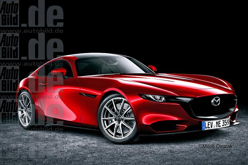 2025 - [Mazda] RX Alle-m10