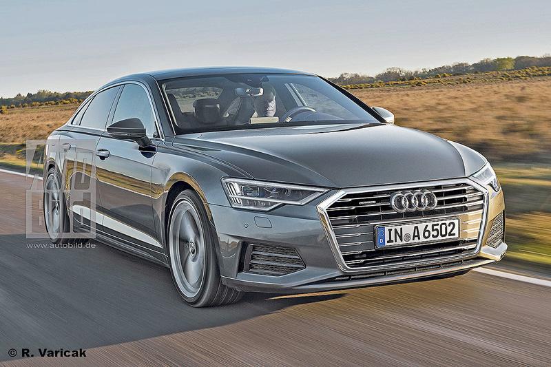2017 - [Audi] A6 Berline & Avant [C8] - Page 4 Audi-a70