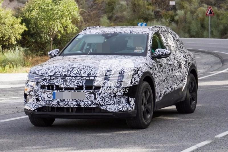 2018 [Audi] E-Tron Quattro Audi-e13