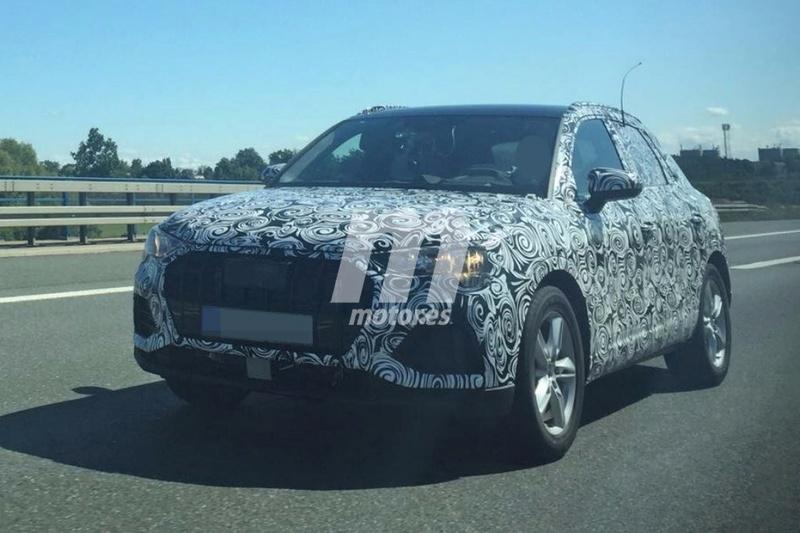2018 - [Audi] Q3 II - Page 2 Audi-q37
