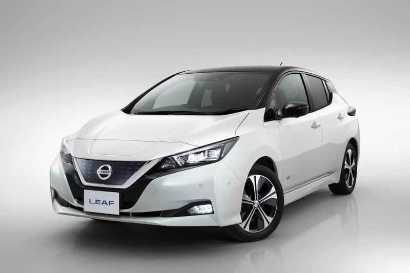 2017 - [Nissan] Leaf II - Page 6 B8e3f310
