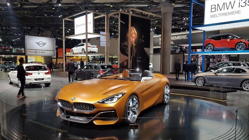 2017 - (Allemagne) Salon de Francfort / IAA Motor Show - Page 4 B9773810