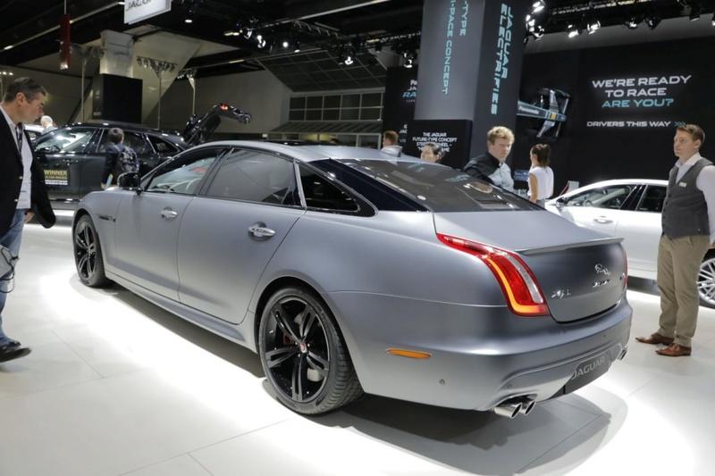 2015 - [Jaguar] XJ Restylée - Page 3 Ba155b10