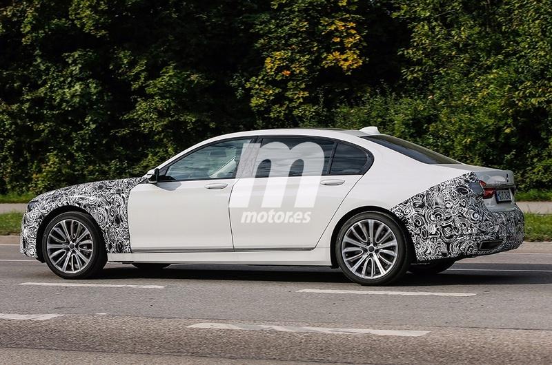 2019 - [BMW] Série 7 restylée  Bb1aea10