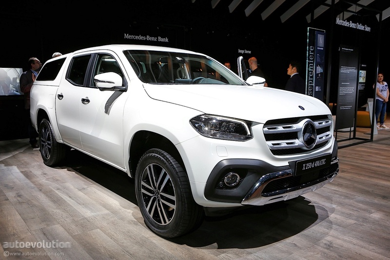 2017 - [Mercedes] Classe X Pickup - Page 5 Be899010