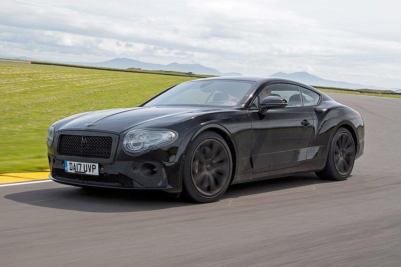2017 - [Bentley] Continental GT - Page 3 Bentle12