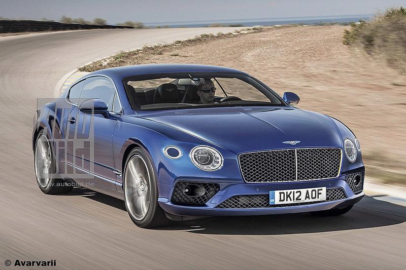 2017 - [Bentley] Continental GT - Page 3 Bentle35