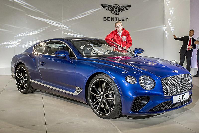 2017 - [Bentley] Continental GT - Page 3 Bentle36
