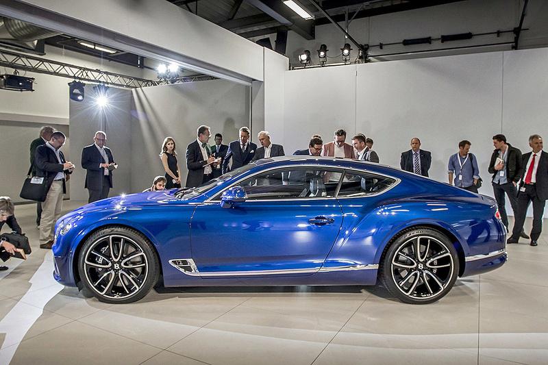 2017 - [Bentley] Continental GT - Page 3 Bentle37