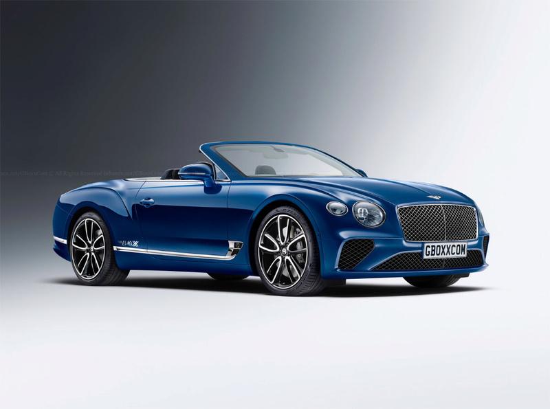 2017 - [Bentley] Continental GT - Page 4 Bentle43