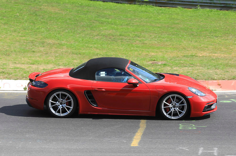 2016 - [Porsche] 718 Boxster & 718 Cayman [982] - Page 6 Bfca4810