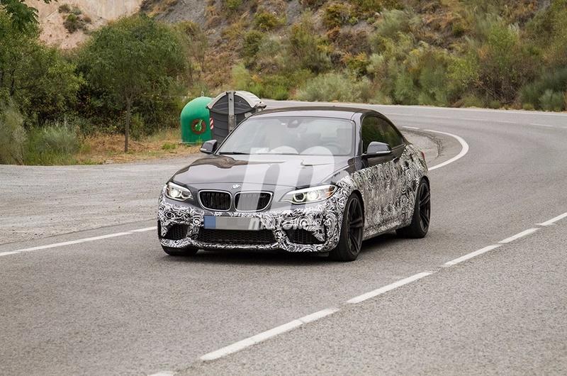 2016 - [BMW] M2 [F87] - Page 10 Bmw-m210