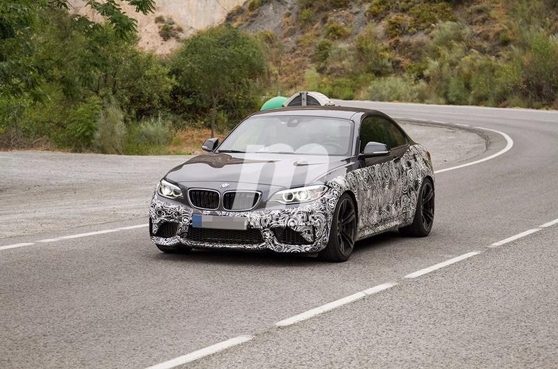 2016 - [BMW] M2 [F87] - Page 10 Bmw-m211