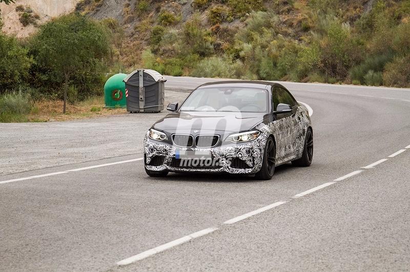 2016 - [BMW] M2 [F87] - Page 10 Bmw-m213