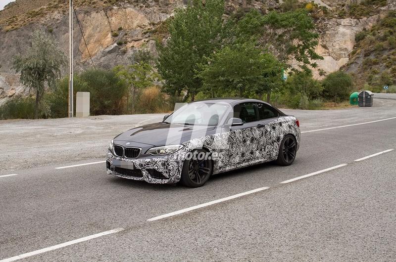 2016 - [BMW] M2 [F87] - Page 10 Bmw-m214
