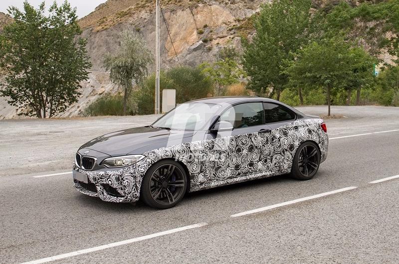 2016 - [BMW] M2 [F87] - Page 10 Bmw-m215