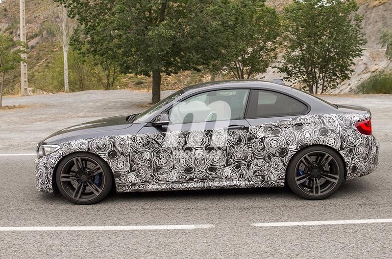 2016 - [BMW] M2 [F87] - Page 10 Bmw-m217