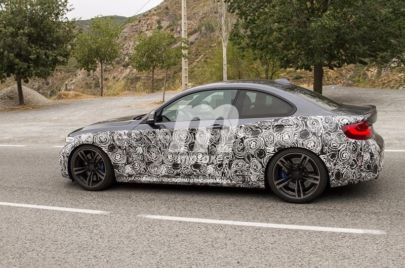 2016 - [BMW] M2 [F87] - Page 10 Bmw-m218