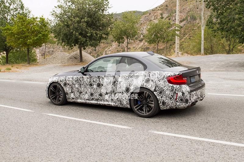 2016 - [BMW] M2 [F87] - Page 10 Bmw-m219