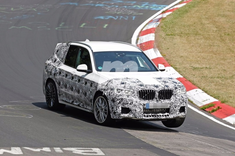 2016 - [BMW] X3 [G01] - Page 10 Bmw-x310