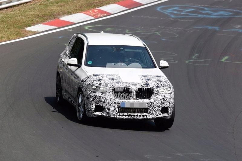 2016 - [BMW] X3 [G01] - Page 10 Bmw-x312