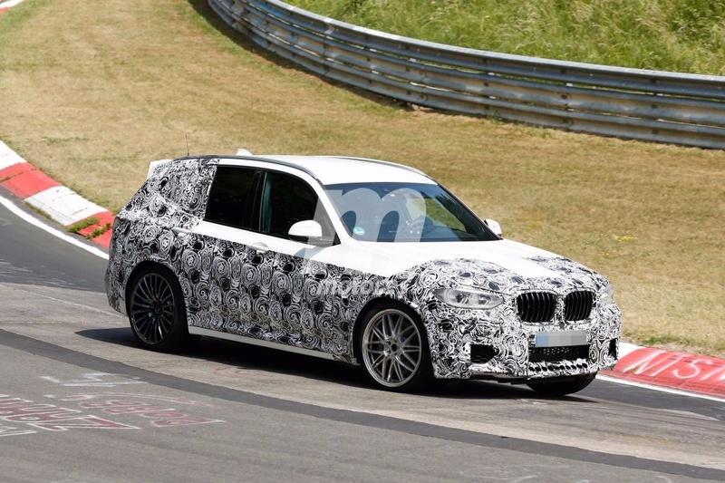2016 - [BMW] X3 [G01] - Page 10 Bmw-x313