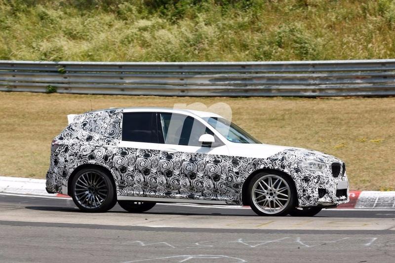 2016 - [BMW] X3 [G01] - Page 10 Bmw-x314