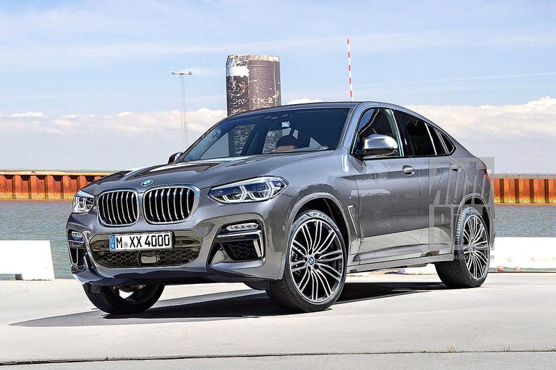 2018 - [BMW] X4 II [G02] Bmw-x410