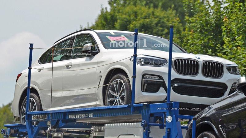 2018 - [BMW] X4 II [G02] - Page 3 Bmw-x431