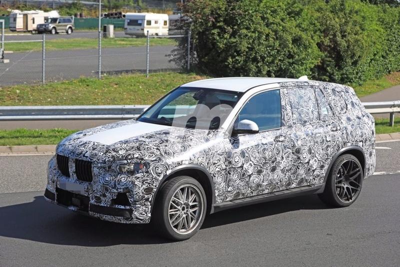 2018 - [BMW] X5 IV [G05] - Page 2 Bmw-x518