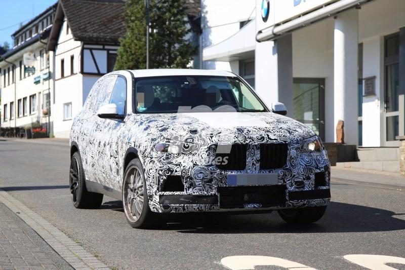 2018 - [BMW] X5 IV [G05] - Page 2 Bmw-x520