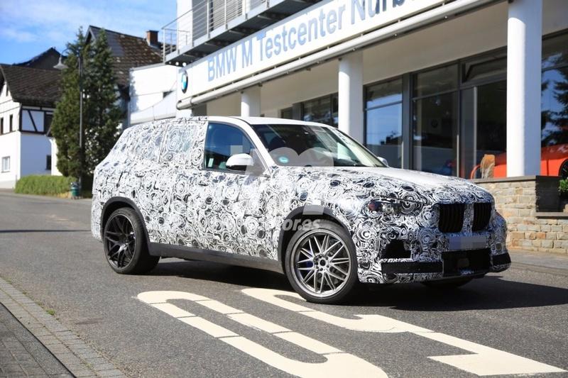 2018 - [BMW] X5 IV [G05] - Page 2 Bmw-x521