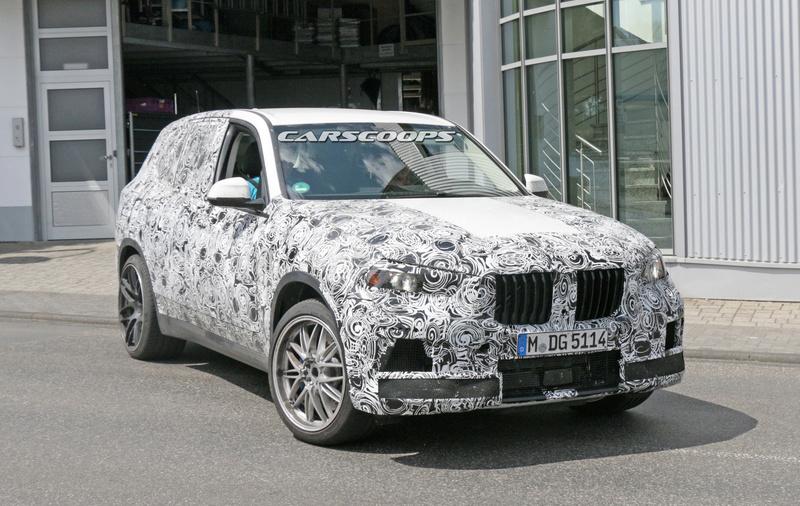2018 - [BMW] X5 IV [G05] - Page 2 Bmw-x535
