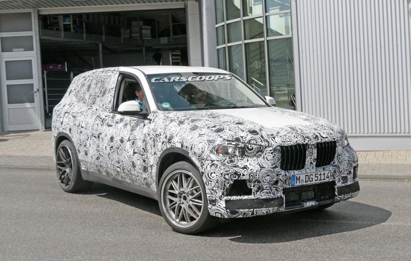 2018 - [BMW] X5 IV [G05] - Page 2 Bmw-x536