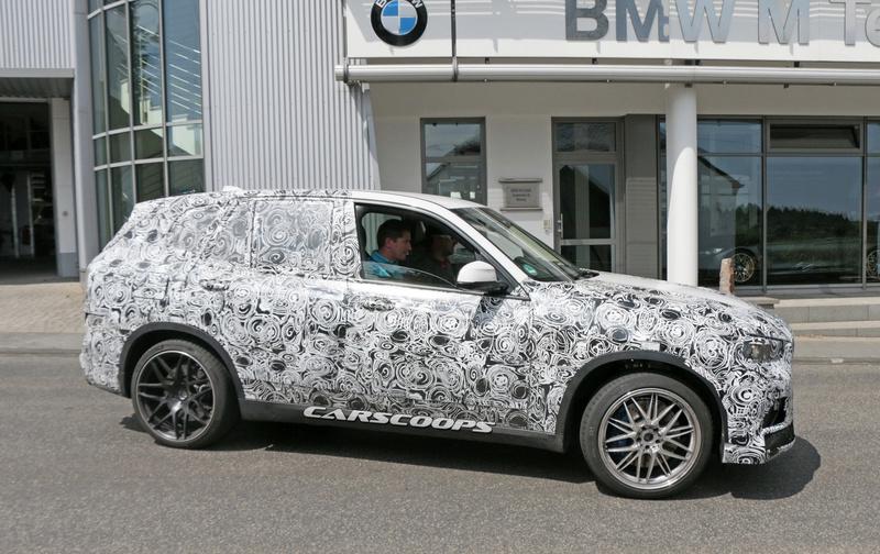 2018 - [BMW] X5 IV [G05] - Page 2 Bmw-x538