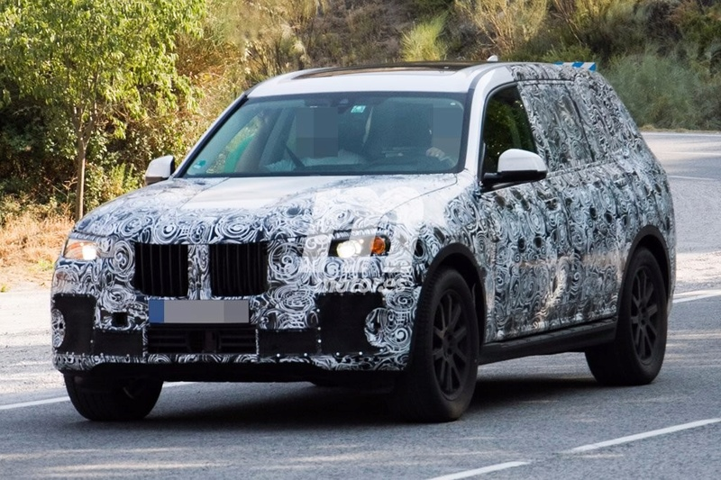 2017 - [BMW] X7 [G07] - Page 7 Bmw-x711