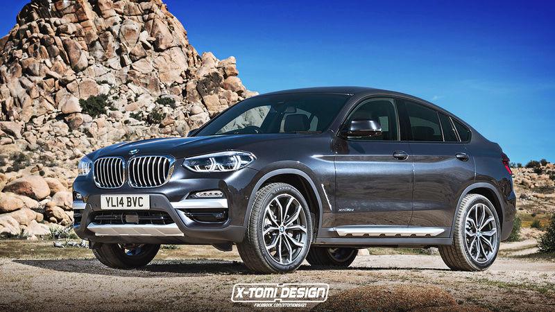 2018 - [BMW] X4 II [G02] Bmw2bx10
