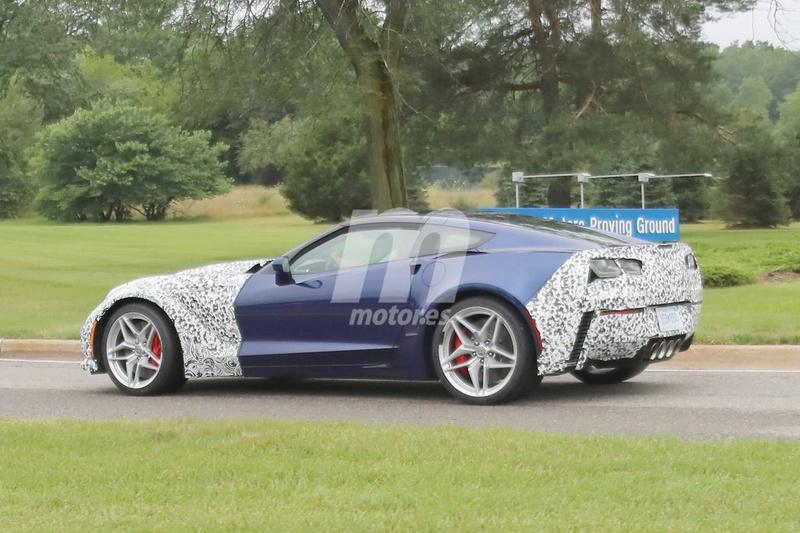 2014 - [Corvette] Stingray Z06 [C7] - Page 3 Chevro17