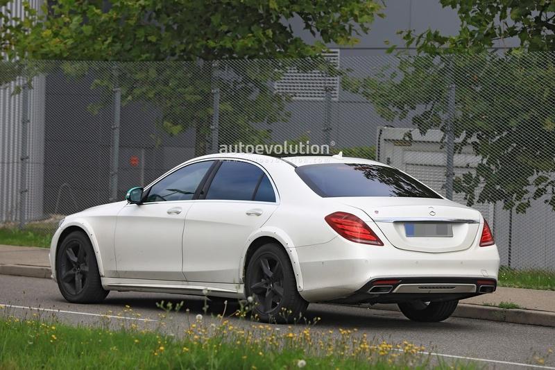 2020 - [Mercedes-Benz] Classe S D1212310