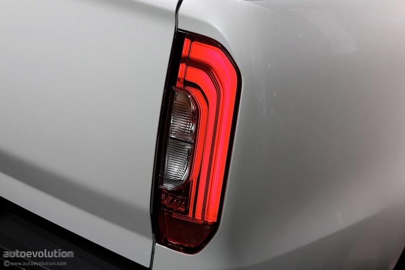 2017 - [Mercedes] Classe X Pickup - Page 5 D973eb10