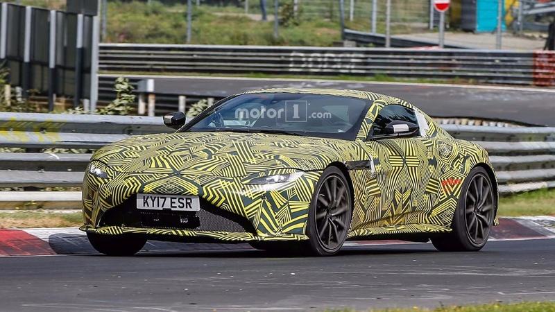 2017 - [Aston Martin] Vantage Decc1510