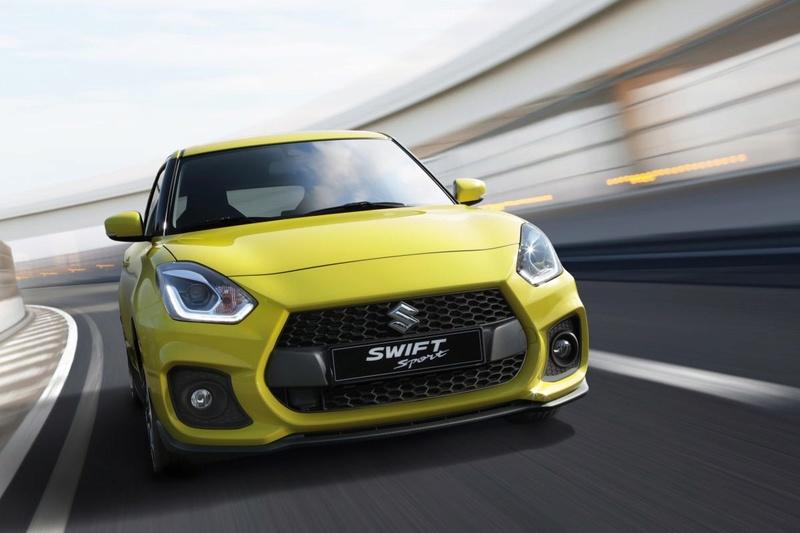 2017 - [Suzuki] Swift III - Page 6 Df5d9610