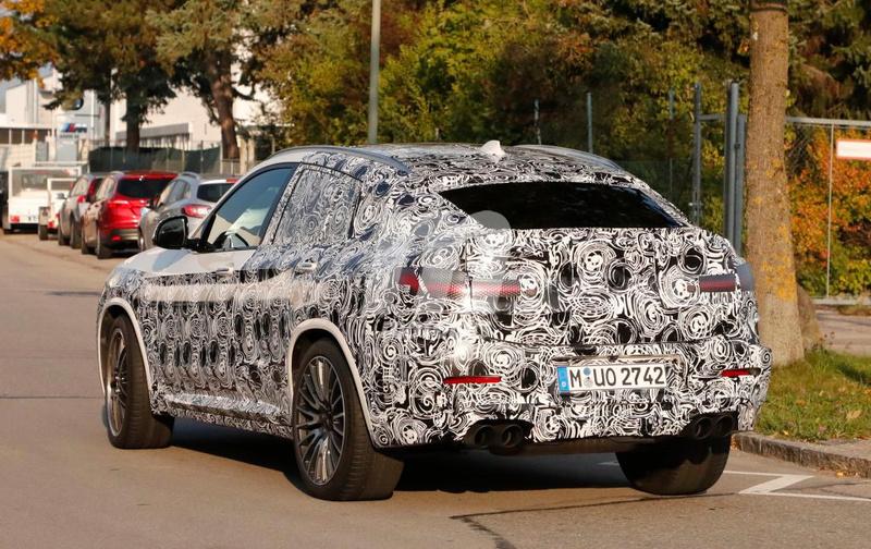 2018 - [BMW] X4 II [G02] - Page 4 E69d4e10