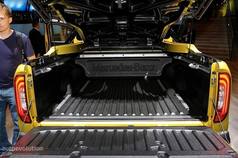 2017 - [Mercedes] Classe X Pickup - Page 5 Ee8ef711