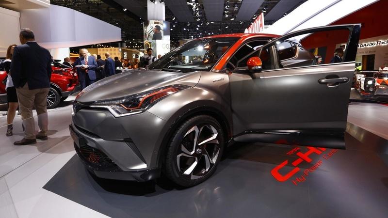 2016 - [Toyota] C-HR - Page 9 Ef841710