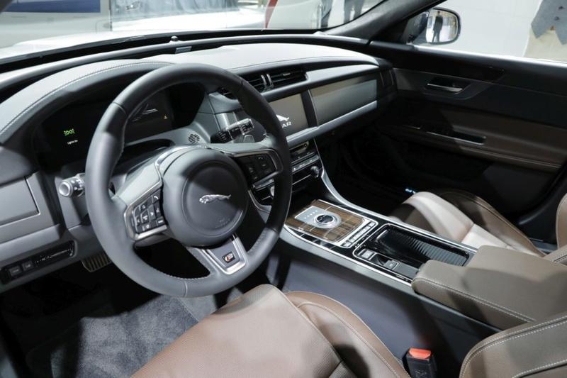 2016 - [Jaguar] XF II [X260] - Page 9 Eff07510