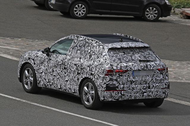 2018 - [Audi] Q3 II - Page 3 Erlkoe21