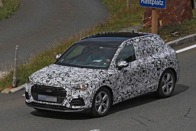 2018 - [Audi] Q3 II - Page 3 Erlkoe23